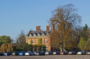 New Head Office at Howbery Park, Wallingford