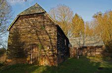 Woodgate Barn, Monk Sherbourne, Hampshire - Bat Survey image #1