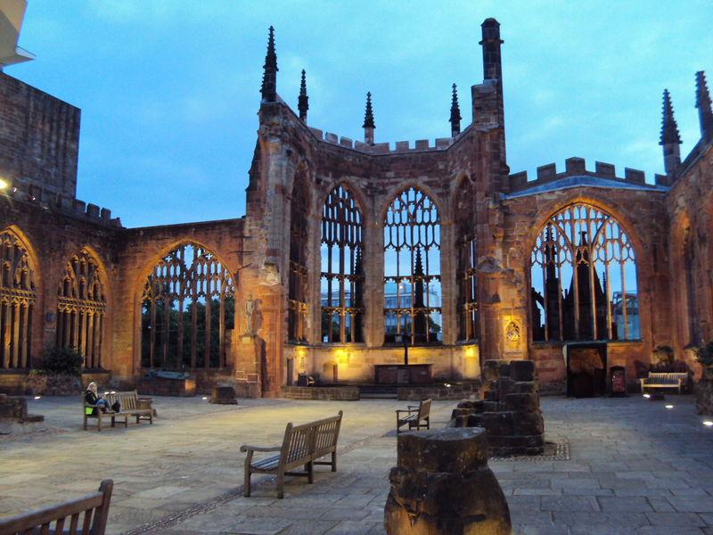 Coventry Cathedral Ecology Surveys Windrush Ecology